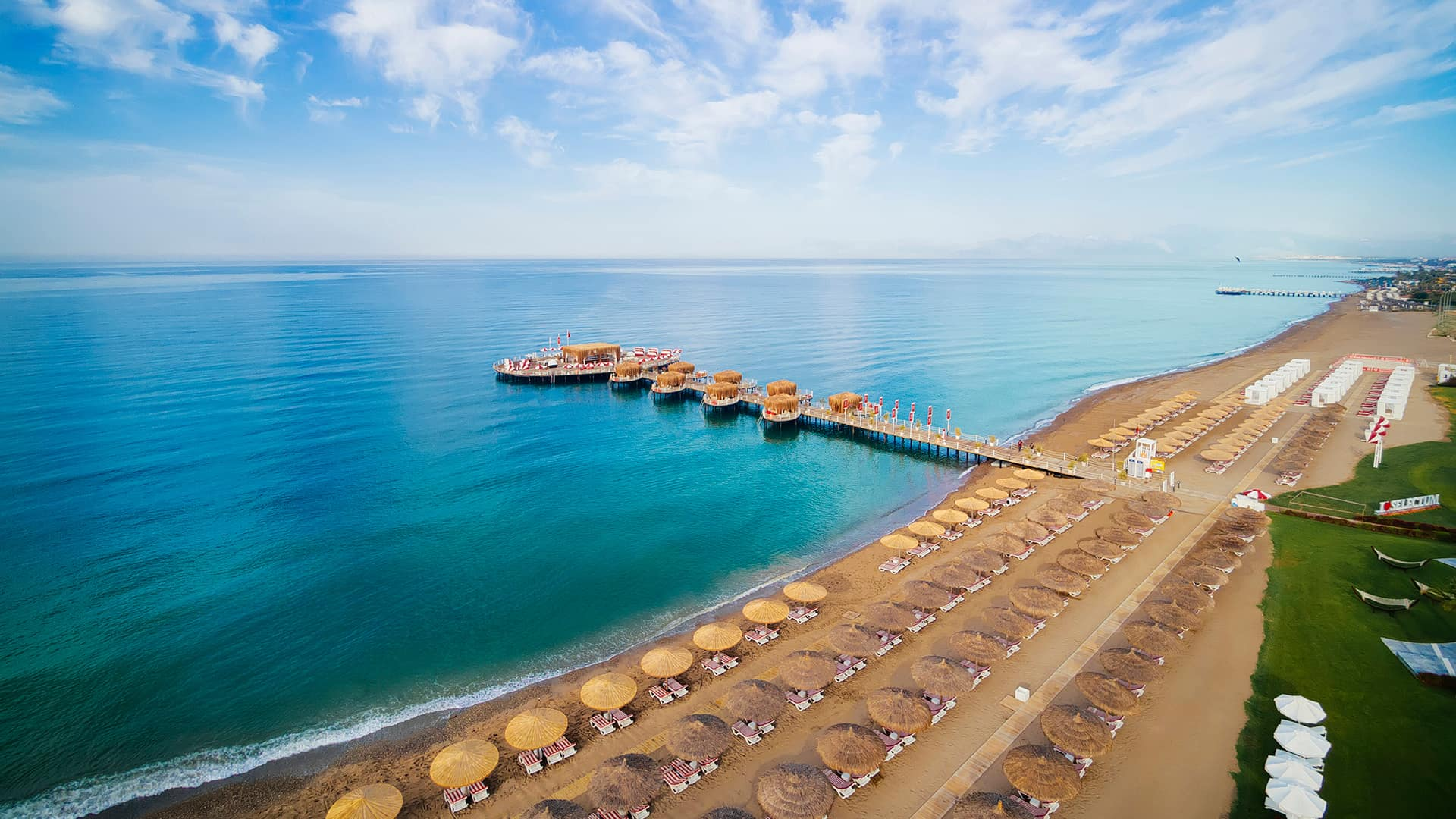 Selectum Luxury Resort Belek <br>For a Pleasant Holiday